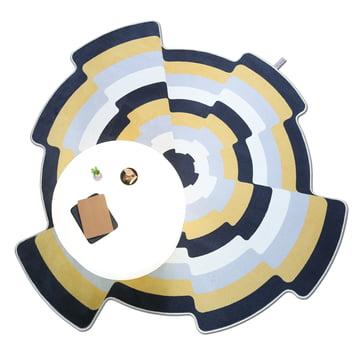 Flat'n – Slices tæppe 003 (D 235 cm)