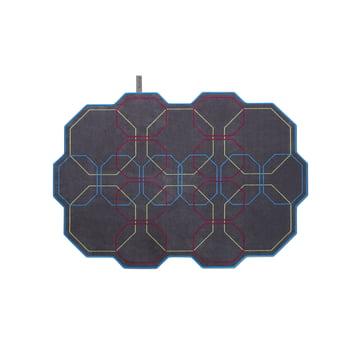 Flat'n – Octagon tæppe 002 (125 x 180 cm)
