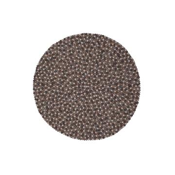 Néla rundt tæppe på 90 cm fra myfelt