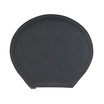 LindDNA – stolehynde til Serie 7 stol fremstillet af sort Nupo