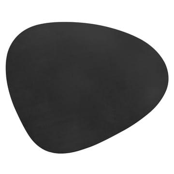 LindDNA – Floormat Curve XXXXL, Bull, sort