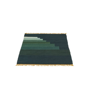 &Tradition – Another Rug AP1, 90 x 140 cm i jadegrøn