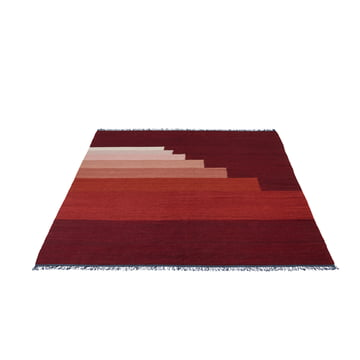 Another Rug AP3 Tӕppe, 170 x 240 cm fra &Tradition i red vulcano