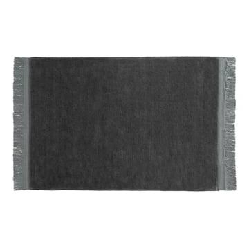 Hay – Raw tæppe på 170 x 240 cm i antracitgrå