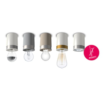 Living loftslamper fra Twister Lighting