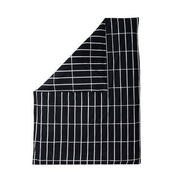 Tiiliskivi sengetøj 140 x 200 cm fra Marimekko i sort/hvid