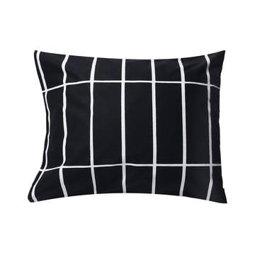 Tiiliskivi pudebetræk 65 x 65cm fra Marimekko i sort / hvidt