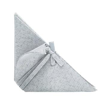 Iittala X Issey Miyake – serviet, 53 x 40 cm, lysegrå