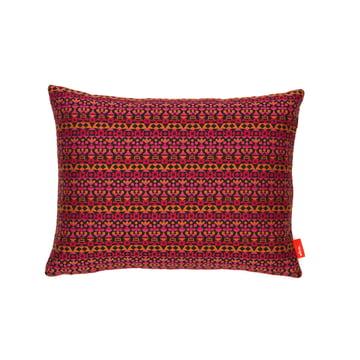 Arabesque pudebetræk, 30 x 40 cm fra Vitra i højrød og pink
