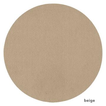 Sitting Bull – farveeksempel på indendørsbetrækket i beige