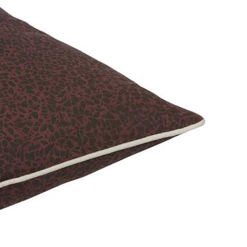 Terrazzo Cushion i 50 x 50 cm fra ferm LIVING i bordeaux