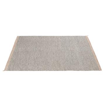Ply tæppet 200 x 300 cm i sort og hvid fra Muuto