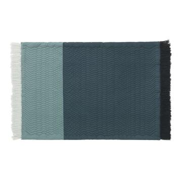 Normann Copenhagen – Trace tæppe, blå