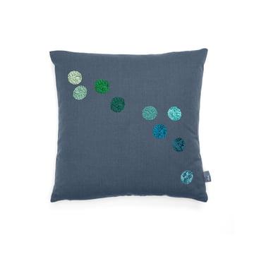 Vitra – Dot pude 40 x 40 cm, blågrå