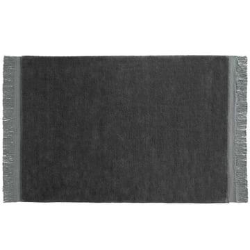 Hay – Raw tæppe, 200 x 300 cm, antracitgrå