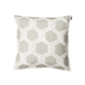 Marimekko – Sulhasmies pudebetræk 50 x 50 cm, gråhvid / beige