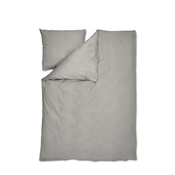 Nebulosa sengetøj fra Skagerak i silkegrå