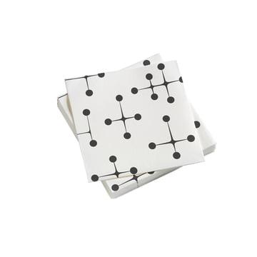 Paper Napkins small, Dot Pattern lys fra Vitra