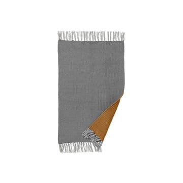 ferm LIVING – Nomad tæppe, lille, 60 x 90 cm, karryfarvet