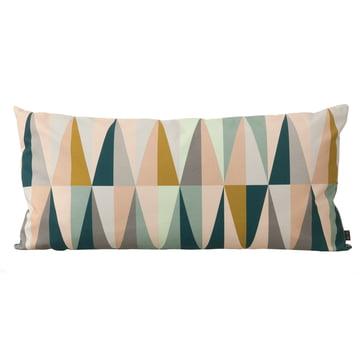 ferm LIVING – Spear pude, stor, 80 x 40 cm, flerfarvet