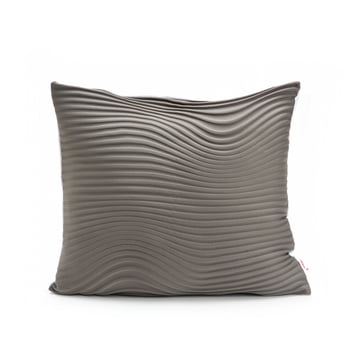 Mika Barr - Storm pudebetræk, 50 x 45 cm, grå