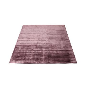 Massimo – Bamboo tæppe 140 x 200 cm, blommefarvet