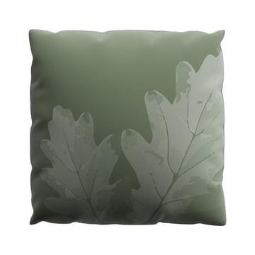 Vita – Need a Hug pude, 50 x 50 cm, egeblade/forårsgrøn