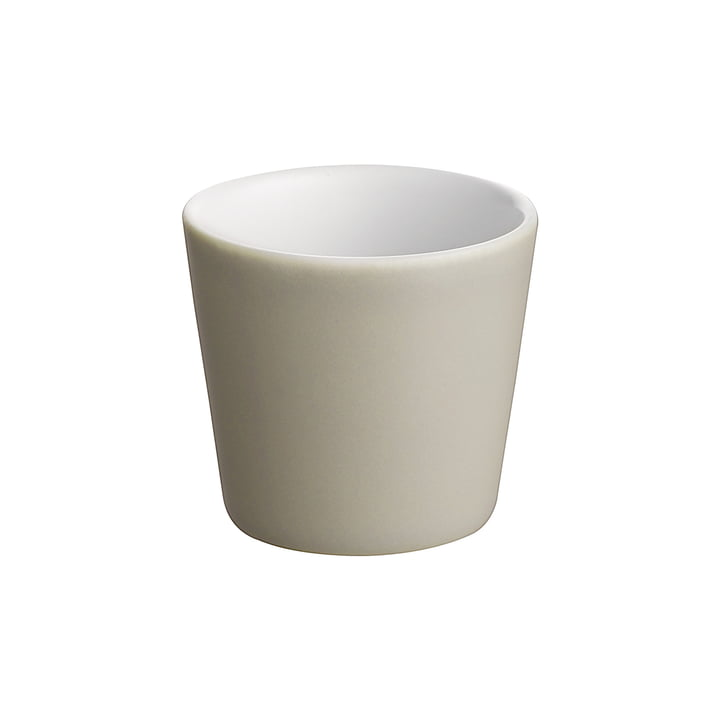 Alessi – Tonale lille kop, lysegrå, Ø 6 cm.