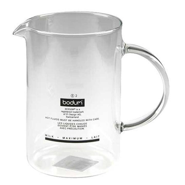 Bodum ekstra glas til Chambord og Latteo mælkeskummere