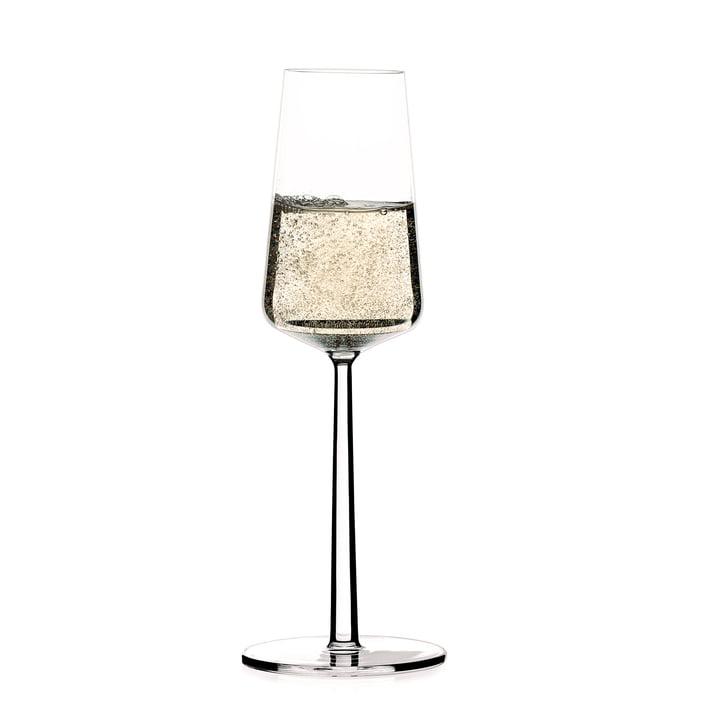 Essens champagne glas 21 cl fra Iittala