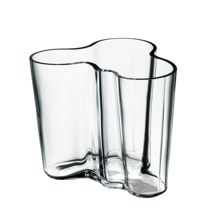 Iittala – Aalto Savoy vase, klar, 95 mm