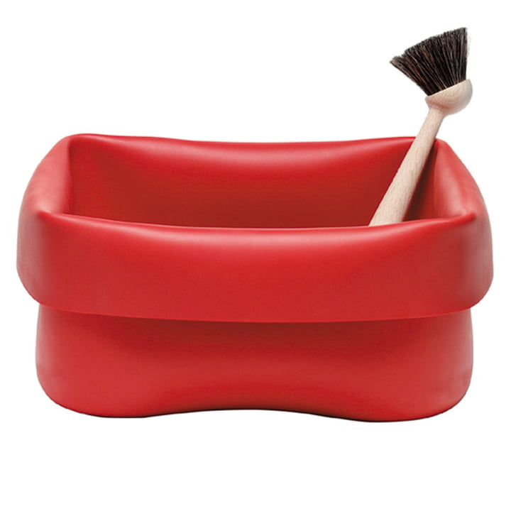 Washing Up Bowl, rød