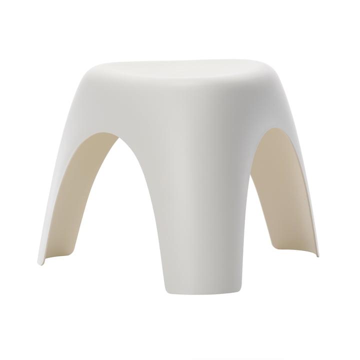 Vitra – Elephant Stool, cremefarvet