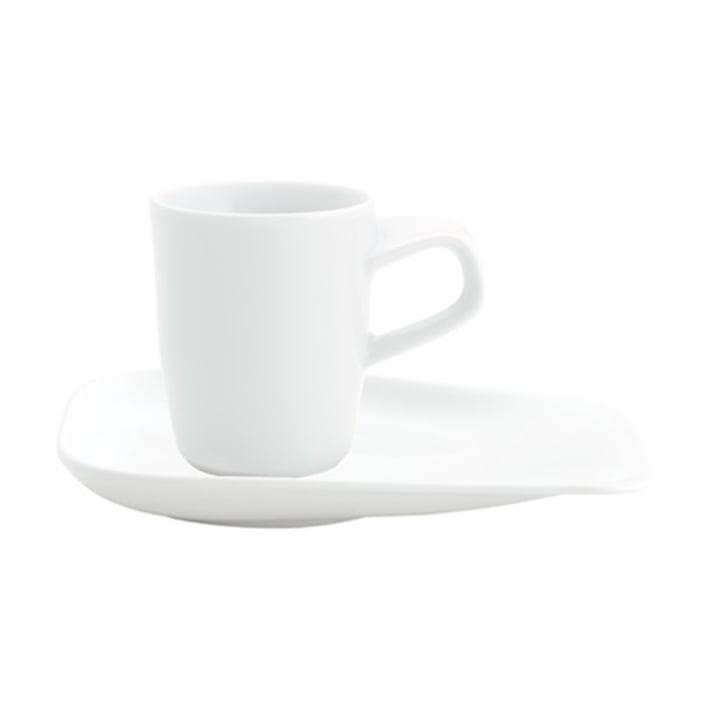 Elixyr – espressokop, hvid