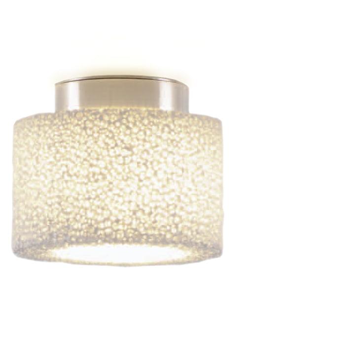 Reef halogen loftlampe ved serien.lighting i børstet aluminium