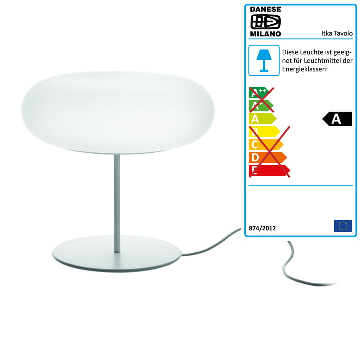 Itka Tavolo bordlampe