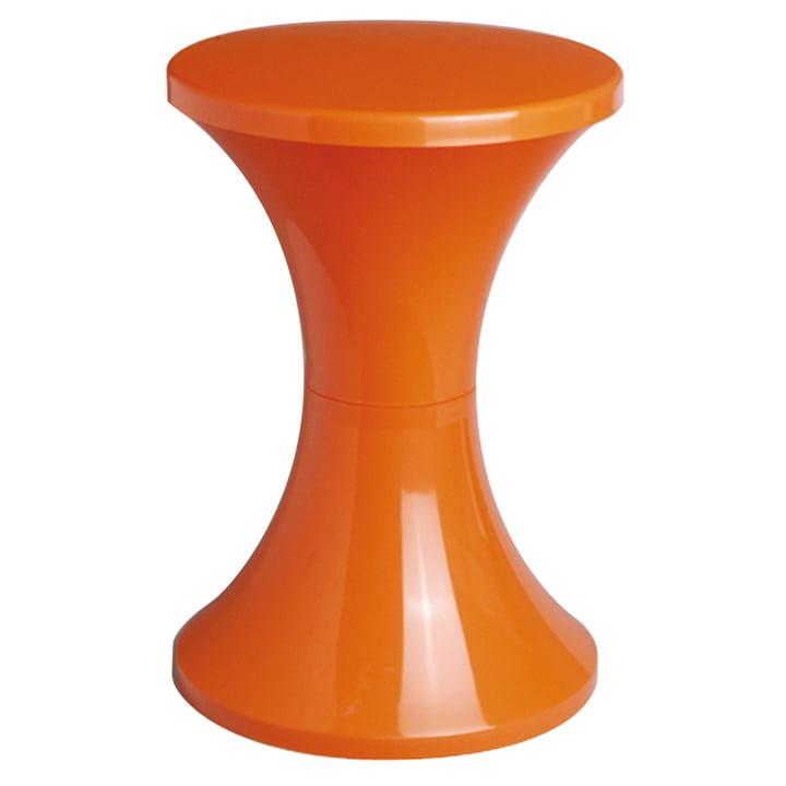 Tam Tam Pop – taburet, orange