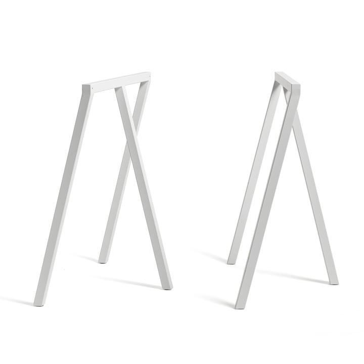 Hay – Loop bordbuk Stand Frame, hvid (2 dele)