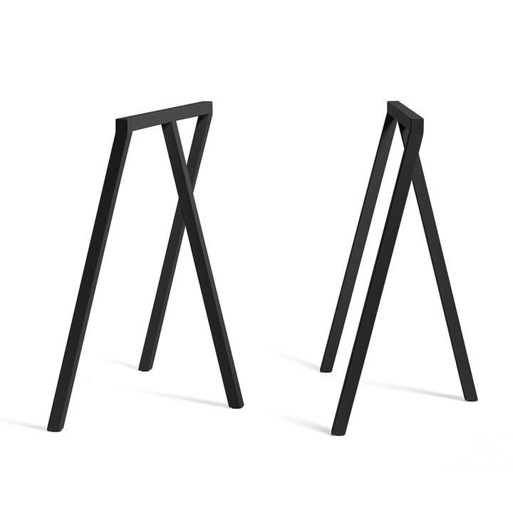 Hay – Loop bordbuk Stand Frame, sort (2 dele)