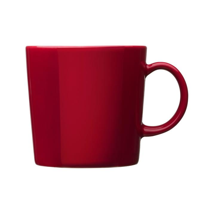 Iittala - Teema krus med greb 0,2 l, rød