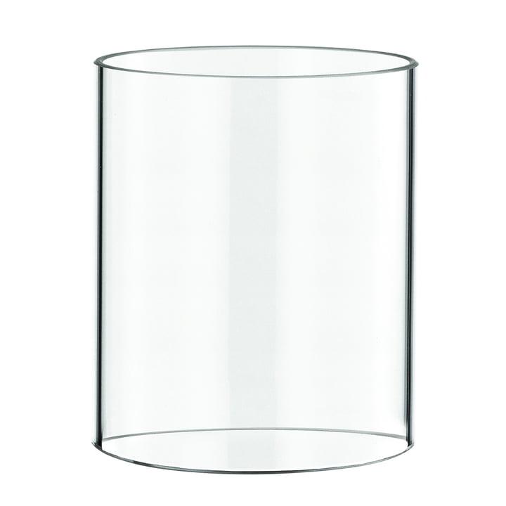 Stelton – reserveglas, gennemsigtigt, til olielampe