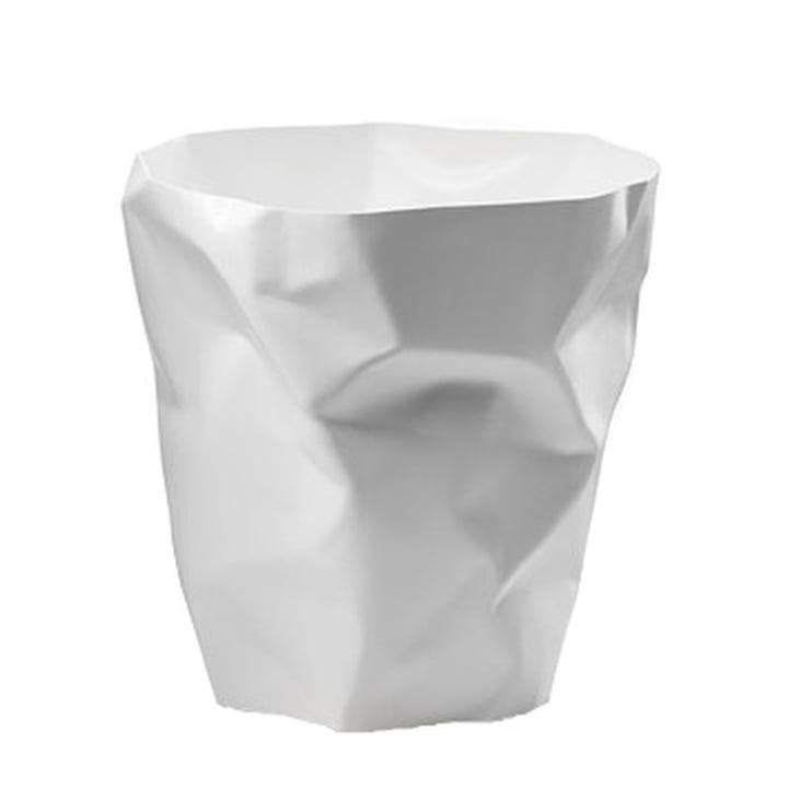 Essey – Bin Bin papirkurv i hvid