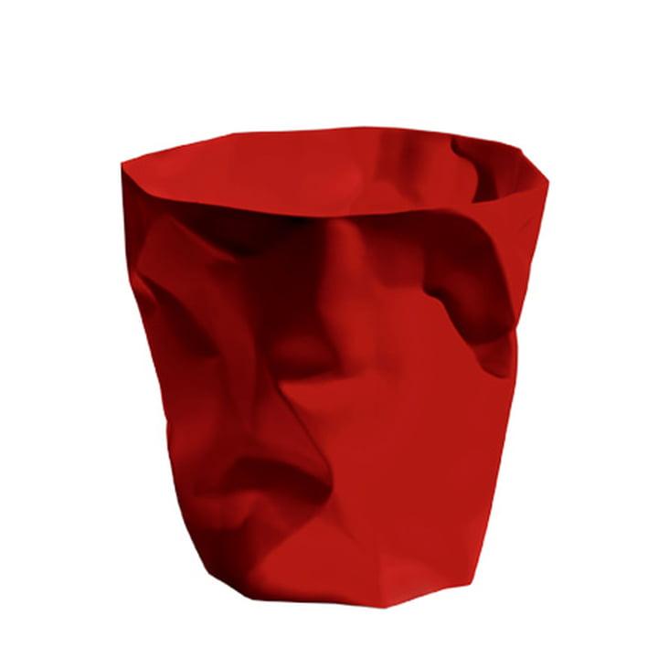 Essey – Bin Bin papirkurv i rød