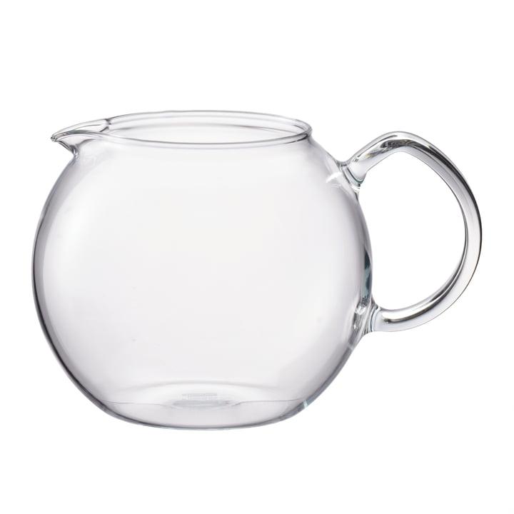 Løst glas til ASSAM tekande, 1,0 liter