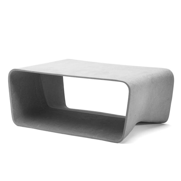 Eternit - Ecal bord, grå