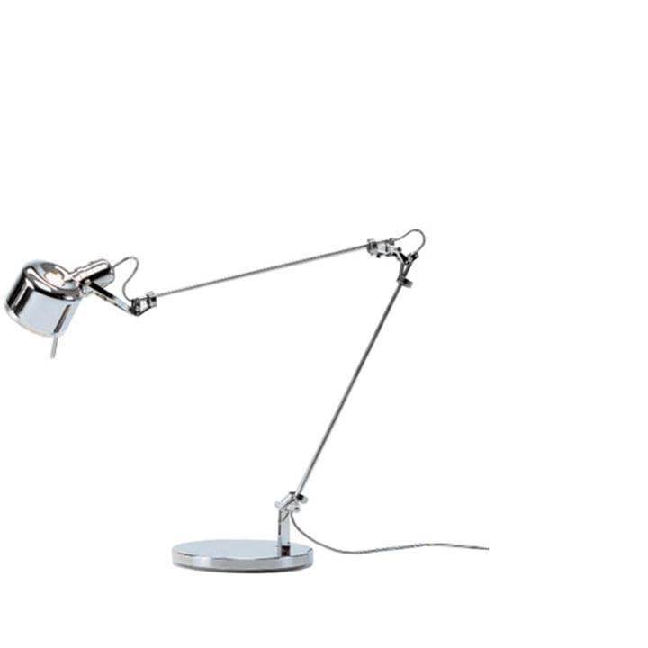 Job bordlampe med fod