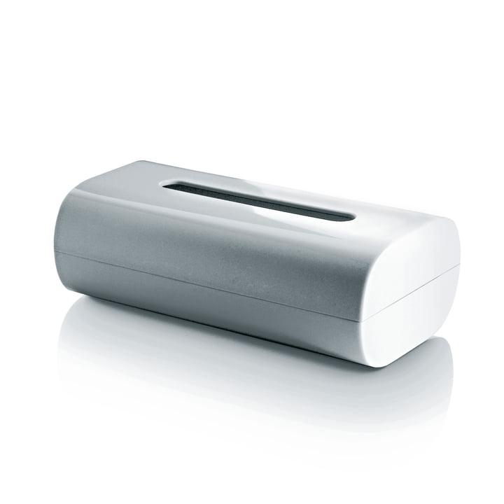 Alessi – æske til papirservietter, hvid