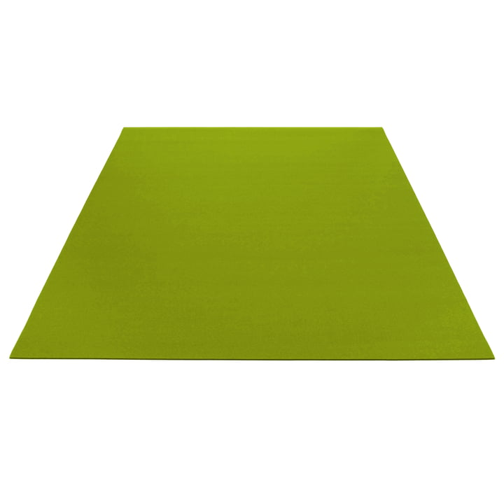 Rektangulært gulvtæppe