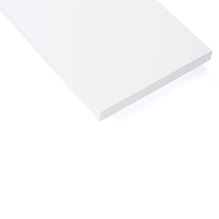 Hylde (pakke med 3 stk.) fra String, hvidlakeret