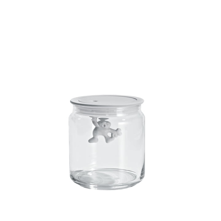 A di Alessi – Gianni køkkenkrukke, 70 cl, hvid